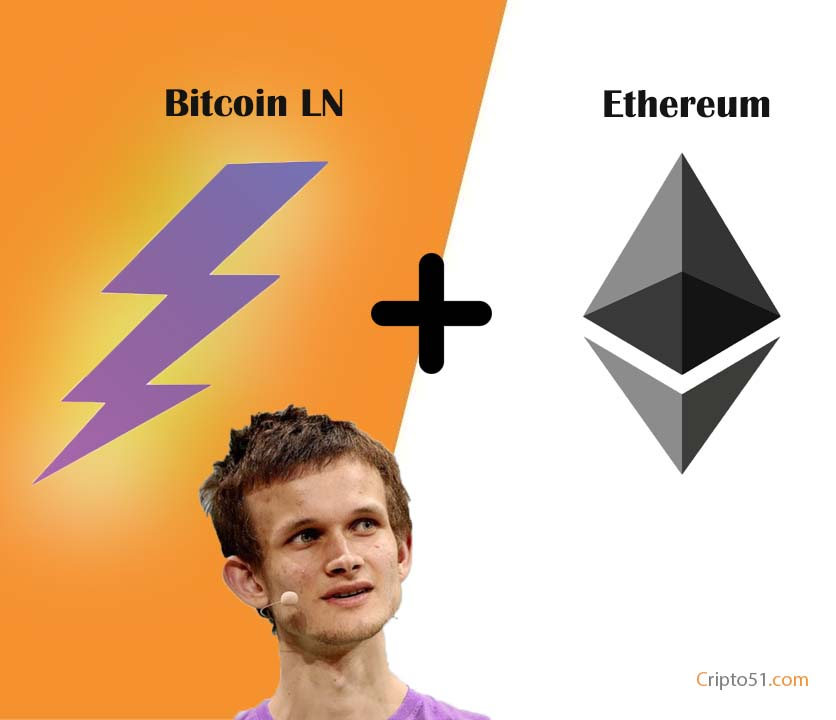 The future is the union between Bitcoin and Ethereum
