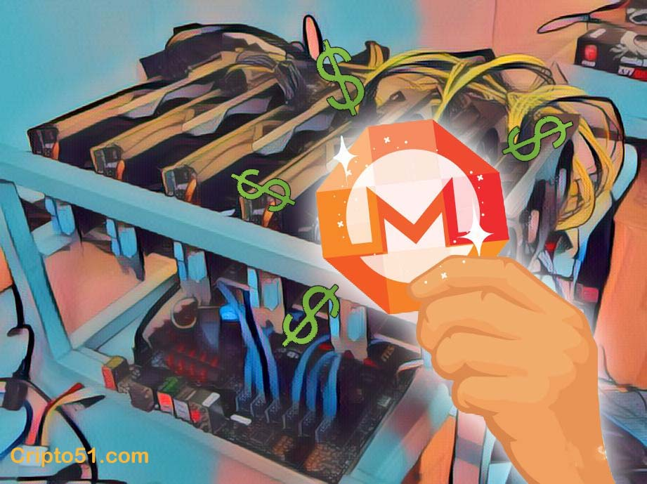 undermine Monero with a video card