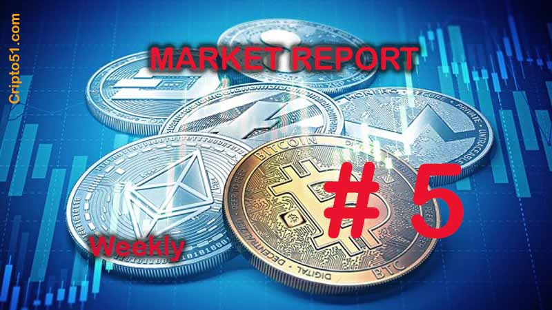 Market analysis #5 on the cryptocurrency sector
